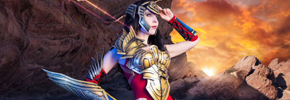 The Stunning Cosplay Photography of Darshelle Stevens