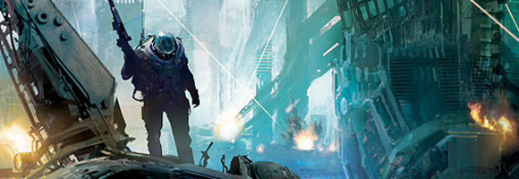 The Stunning Artworks of Stephan Martinière