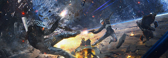 The Incredible Sci-Fi Art of Jakub Skop