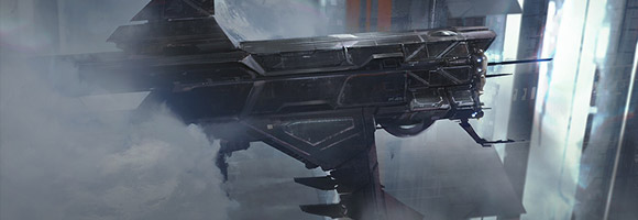 The Sci-Fi Concept Art of Alex Kim