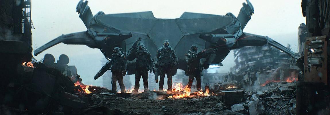 Incredible New Sci-Fi Art by Mark Kolobaev