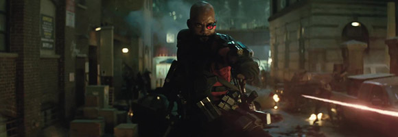 Awesome 2nd Trailer for Suicide Squad!