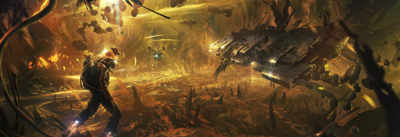 The Stunning Concept Art of Simon Weaner