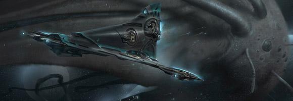 The Sci-Fi Concept Art of Yohann Schepacz