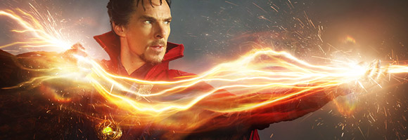Doctor Strange – First Teaser Trailer!