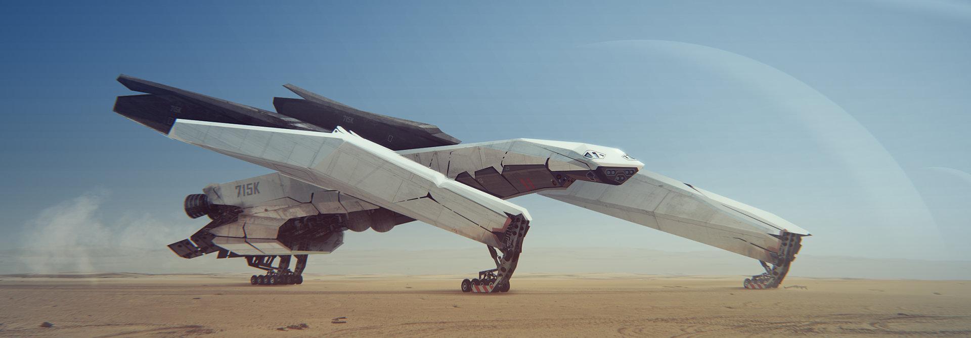 sci fi space shuttle craft - photo #45