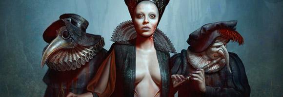 The Dark Fantasy Art of David Gaillet