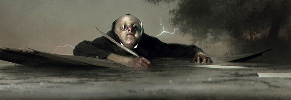The Surreal Fantasy Art of Sergey Kolesov