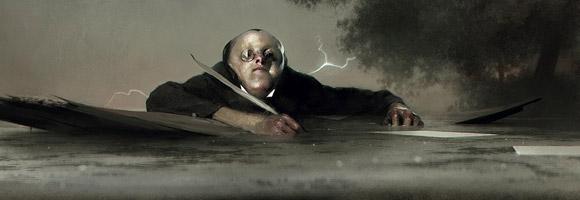 The Surreal Fantasy Art of Sergey Kolesov