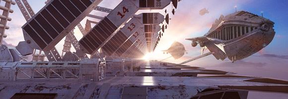 The Amazing Sci-Fi Art of Neil MacCormack