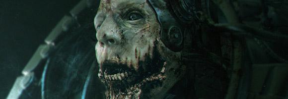 The Dark 3d Character Art of Daniel Johnsson