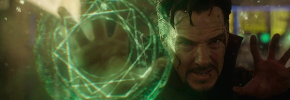 Doctor Strange Official Trailer No2!