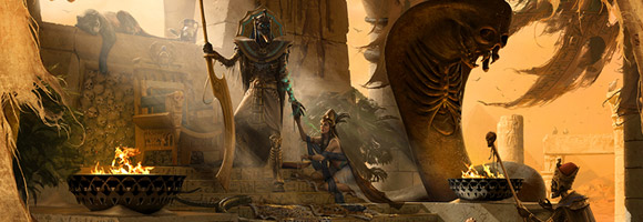 The Magnificent Fantasy Art of Jarrod Owen