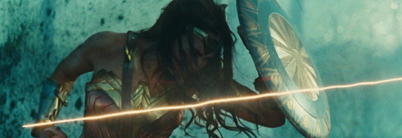 The First Wonder Woman Trailer Looks Awesome!