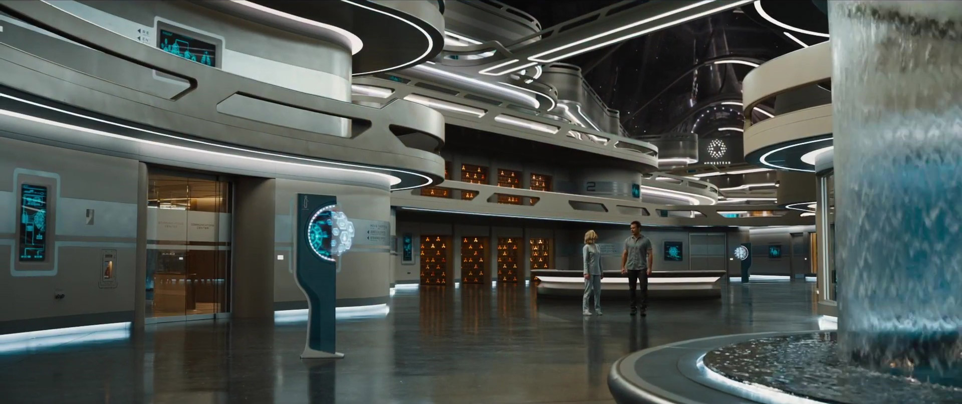 Tall Dining Room Set Stunning First Trailer For Sci Fi Epic Passengers Sci Fi