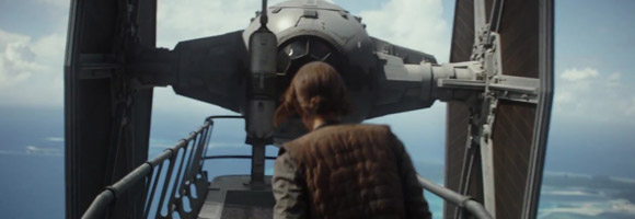 Rogue One: A Star Wars Story Trailer 2!