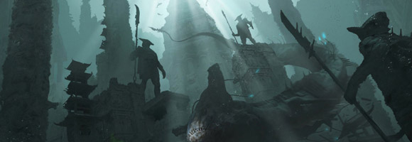 The Dark Cinematic Works of Rostyslav Zagornov
