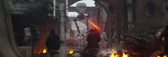 Explosive Final Trailer for Rogue One: A Star Wars Story!