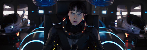 Valerian and the City of a Thousand Planets Trailer!