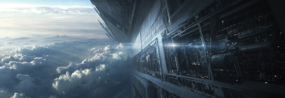 The Stunning Sci-Fi Art of Andrée Wallin