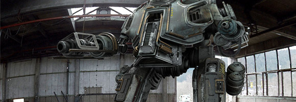The Robot & Mech Art of Rafael Amarante
