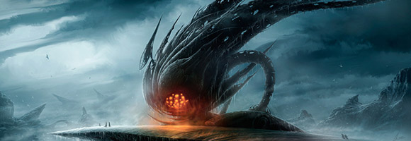 The Sci-Fi & Fantasy Art of Alexey Egorov