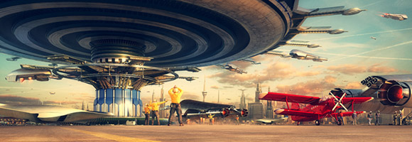 The Stunning Digital Artworks of Evgeny Kazantsev