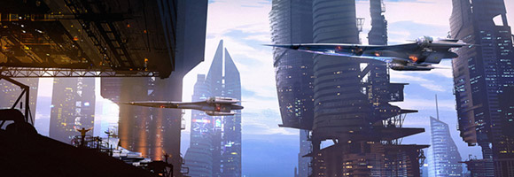 The Sci-Fi & Fantasy Works of Raphael Lacoste