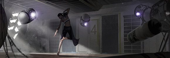 The Sci-Fi Concept Art of Chris Whelan
