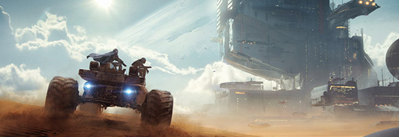 The Stunning Digital Art of Wojtek Fus
