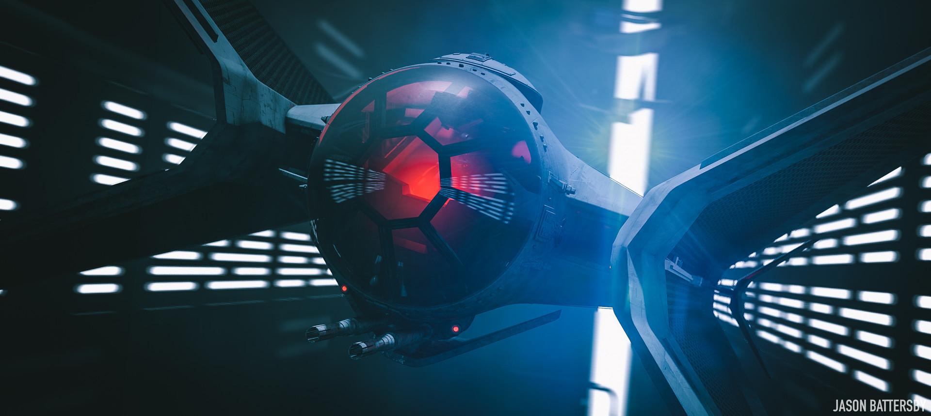 The 3d Star Wars Art Of Jason Battersby 3d Artist