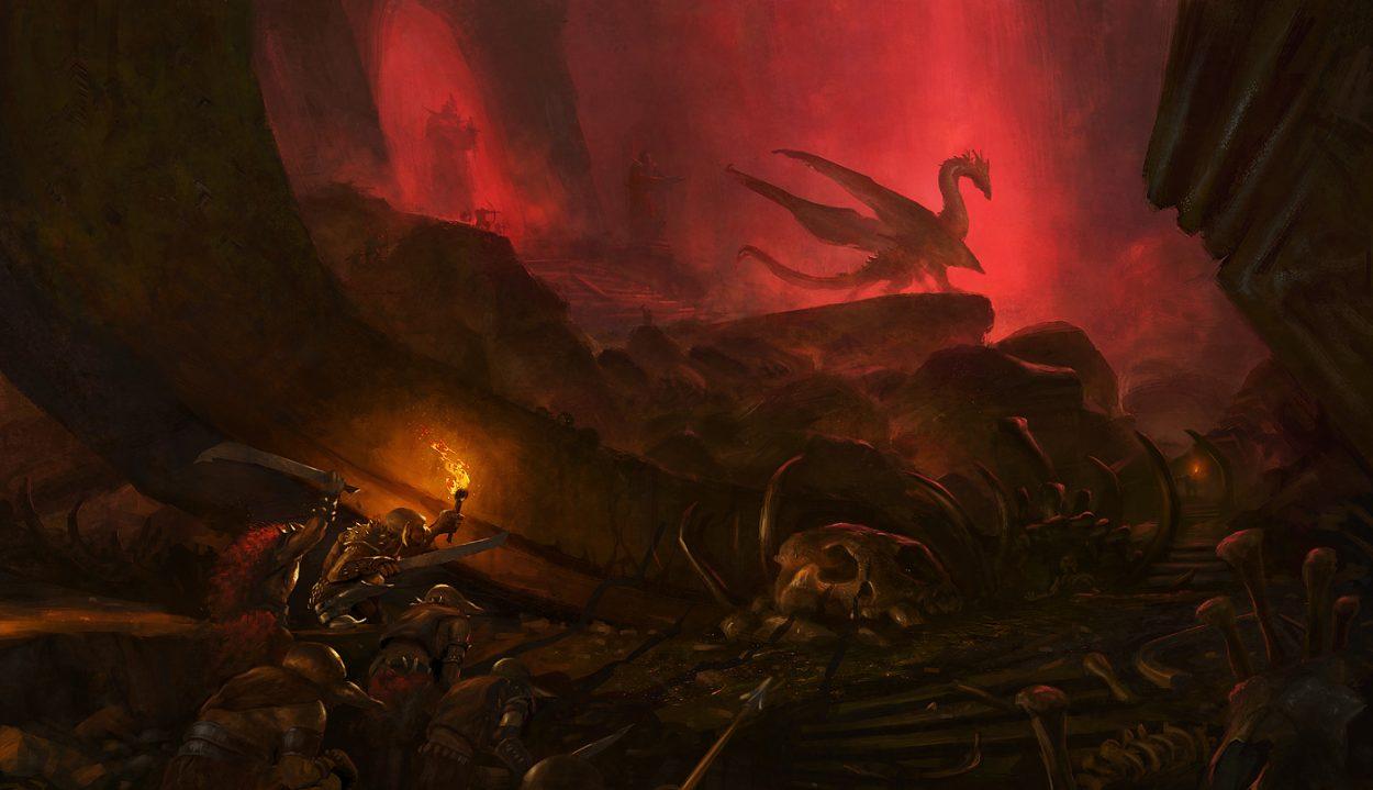 The Amazing Fantasy Art of Grosnez