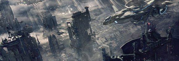 The Sci-Fi Concept Art of Kino Scialabba