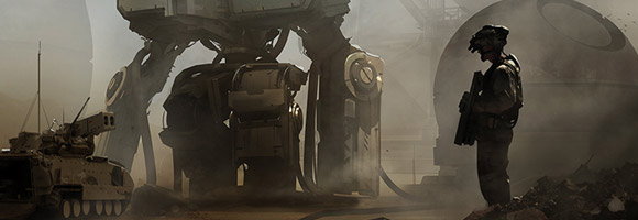 The Stunning Concept Art of Mathieu Latour-Duhaime
