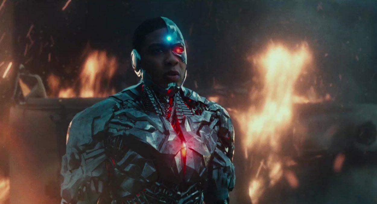 Justice League - Official Trailer