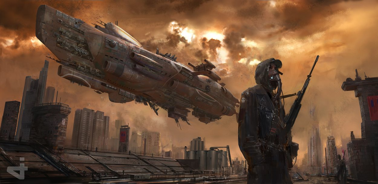 The Science Fiction Art of Josef Anton
