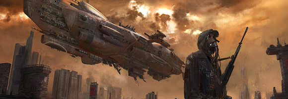 The Science Fiction Art of Josef Anton