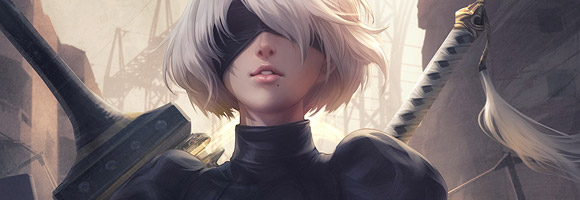 The Digital Art of Stanley Lau (Artgerm)