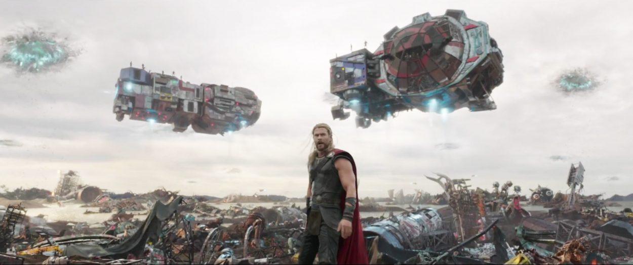 First Trailer for Thor: Ragnarok!
