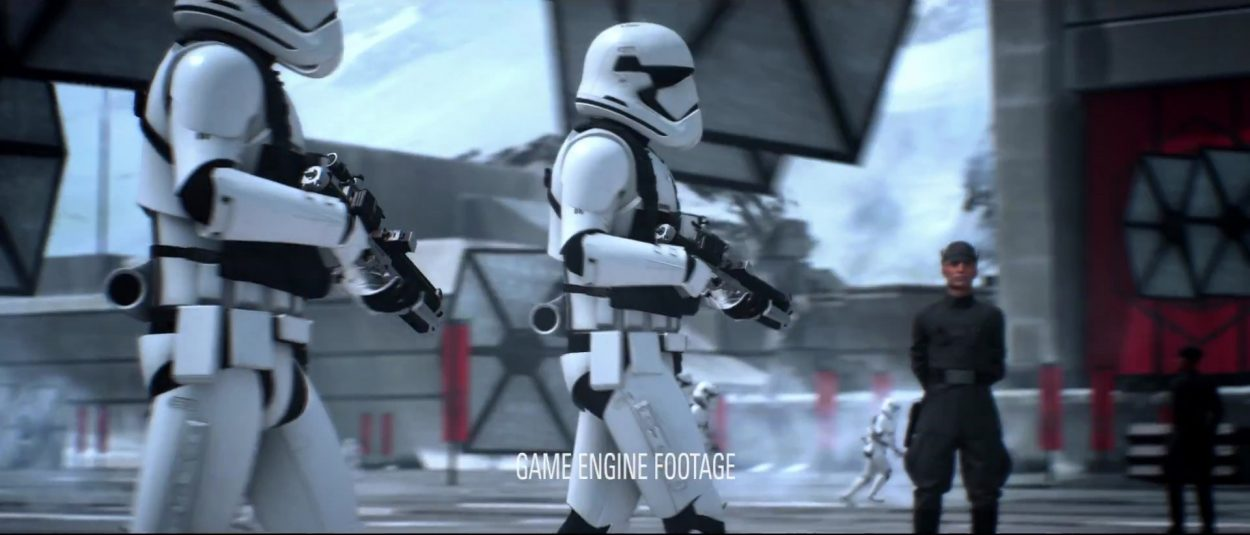 Awesome Star Wars Battlefront II Trailer!