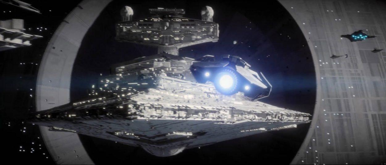 Awesome Star Wars Battlefront II Trailer!