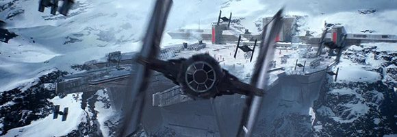 Stunning Star Wars Battlefront II Trailer!