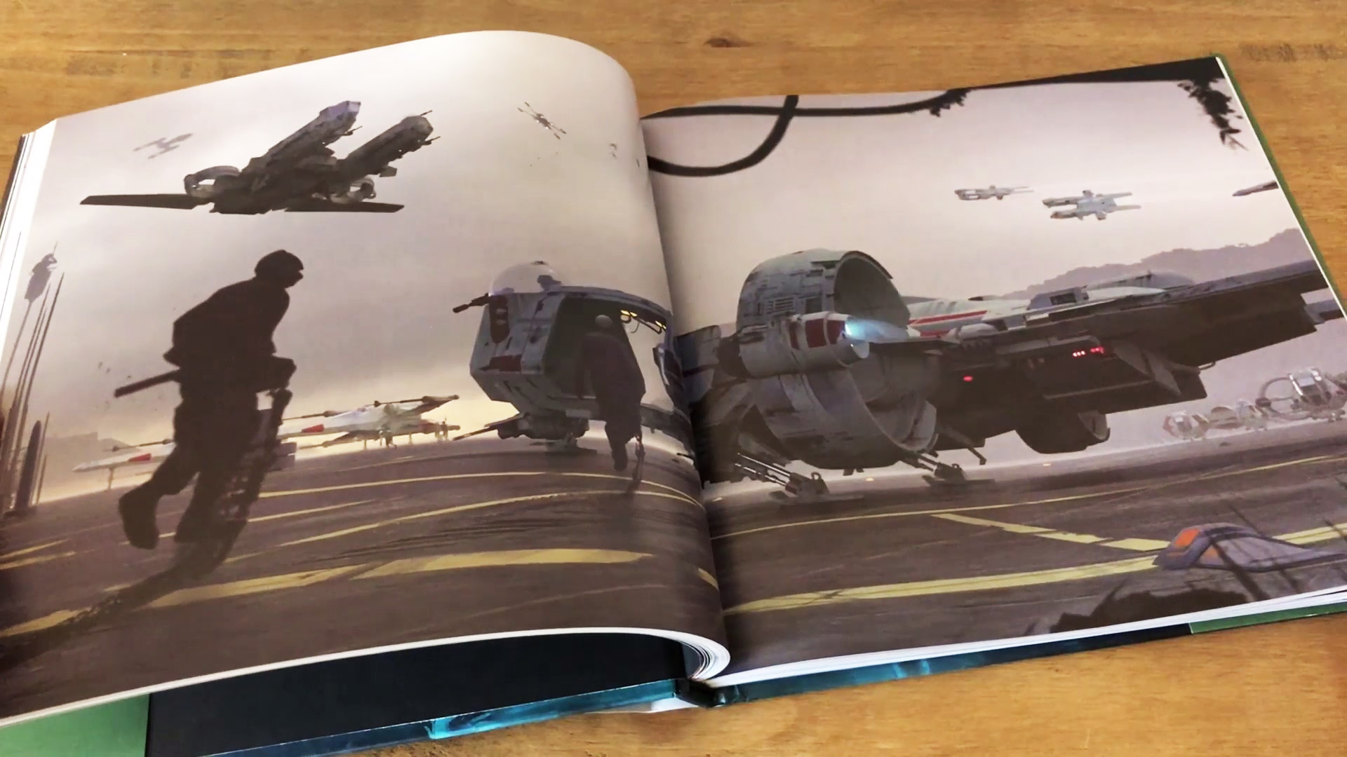 The Art of Rogue One: A Star Wars Story Art Book