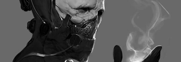 The Dark Creature Creations of Anthony Jones