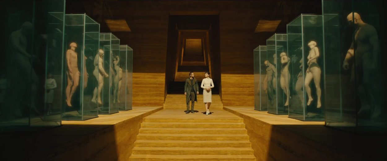 First Full Trailer for Blade Runner 2049