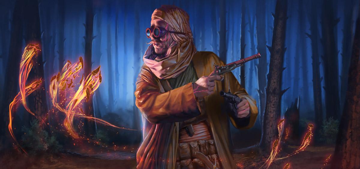The Sci-Fi & Fantasy Illustrations of Joe Slucher