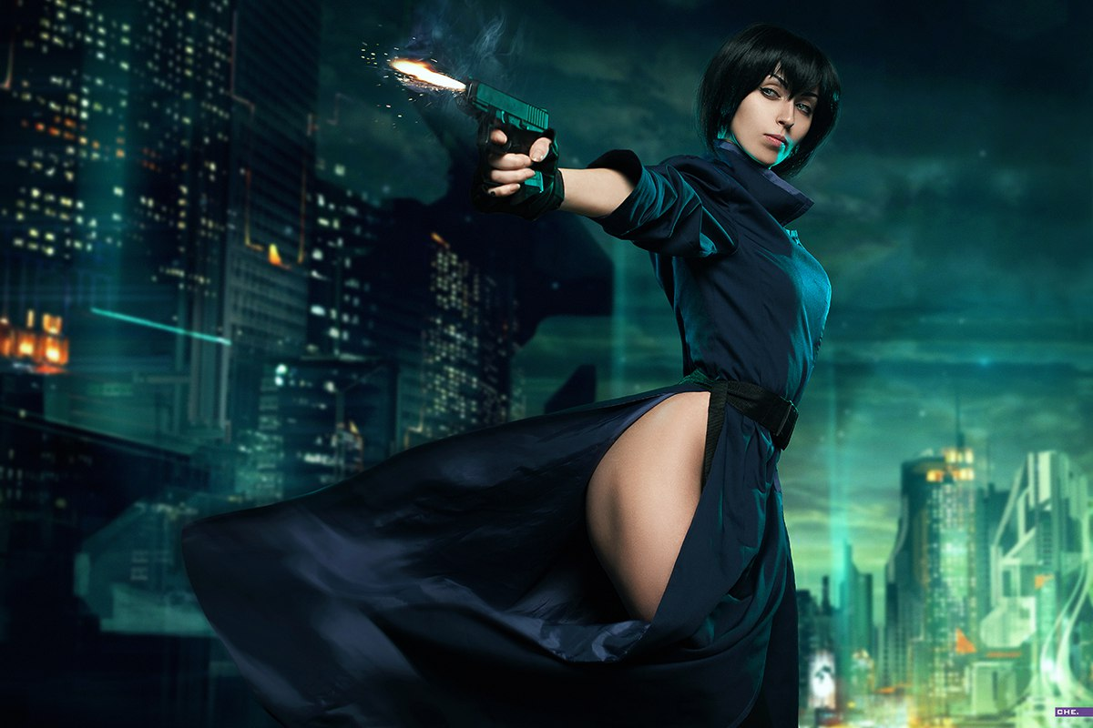 The Cosplay Photography of Kristy CHE.