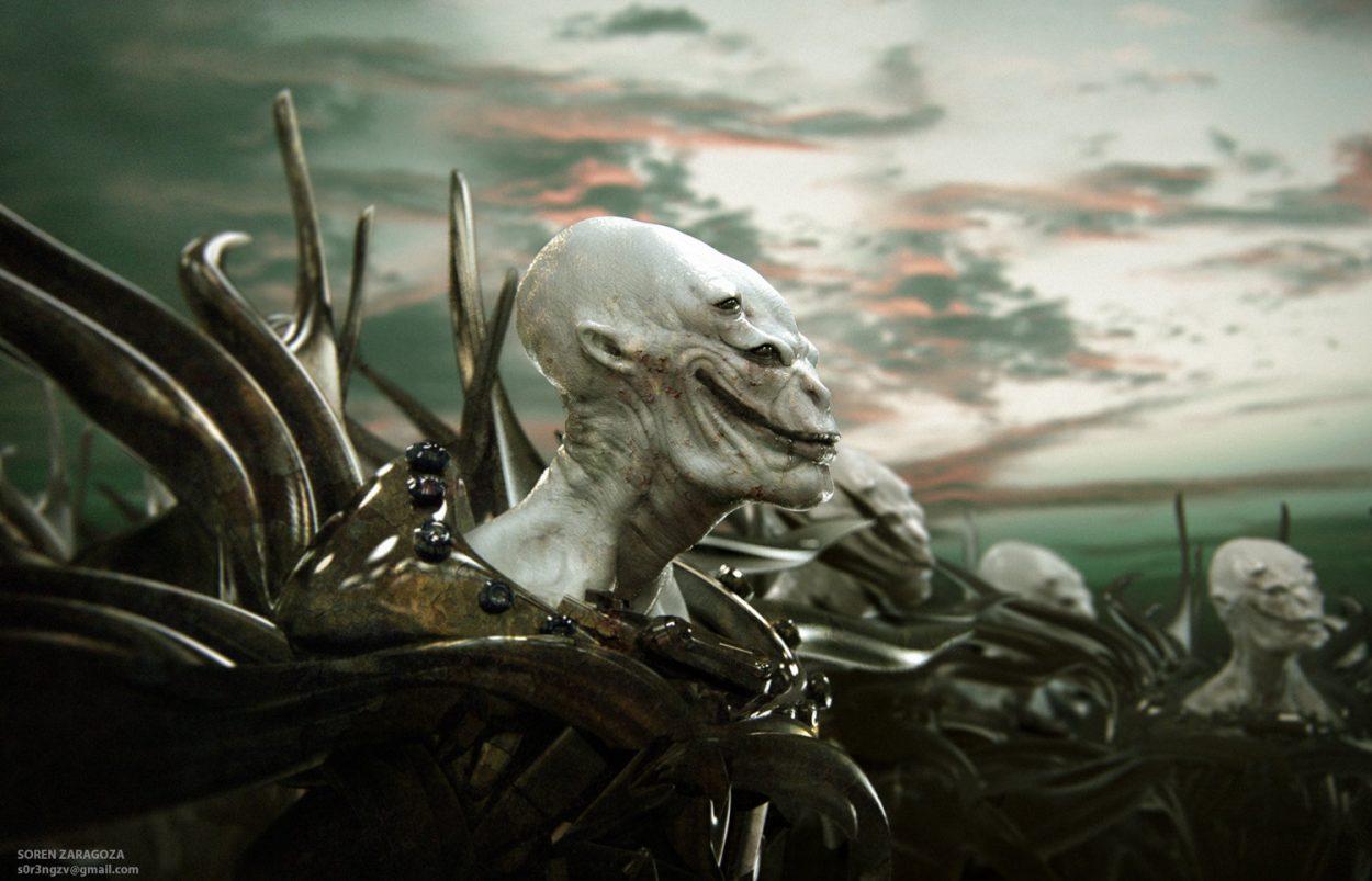The Digital Art of Gilberto 'Soren