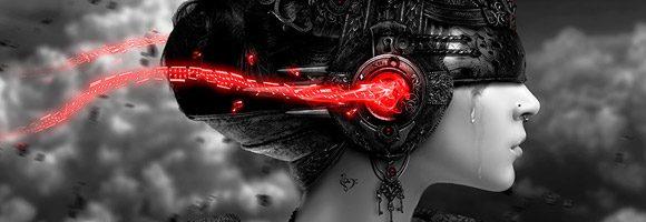 The Stunning Digital Artworks of Nekro