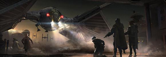 The Science Fiction Art of Alexander Dudar